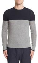 Rag & Bone Men's Camden Colorblock Cashmere Crewneck Sweater