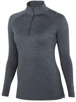 Ibex Women's Indie Warmup Half Zip Pullover