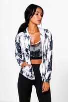 Boohoo Caroline FIT Pixel Sports Jacket