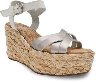 Sugar Happy Women's Wedge Sandals