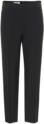 Jil Sander Stretch wool-blend pants