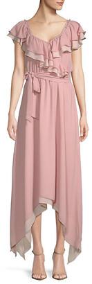 Rebecca Minkoff Hadlee Asymmetric Dress