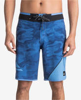 """Quiksilver Men's New Wave Everyday Camo 20"""" Board Shorts"""