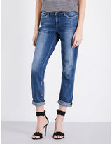 Paige Anabelle relaxed-skinny mid-rise jeans