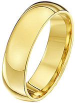 Golden Moon Women's Rings Gold - 14k Gold-Plated 6-mm Band