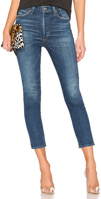 Citizens of Humanity Olivia Crop High Rise Slim. - size 27 (also