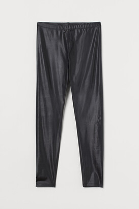 H&M H&M+ Leggings with Sheen