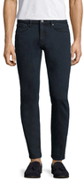Burberry Slim Fit Over-Dyed Stretch Jeans