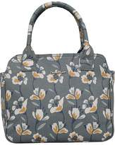 Brakeburn Large Floral Bowling Bag