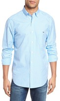 Vineyard Vines Men's Elmont Gingham Sport Shirt