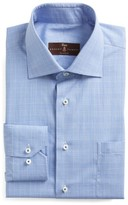 Robert Talbott Men's Classic Fit Check Dress Shirt