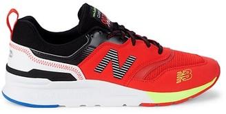 New Balance Colorblock Mesh Runners
