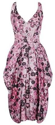 Zac Posen 3/4 length dress