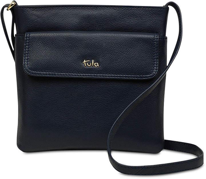 28569cbd77 Tula Blue Handbags - ShopStyle