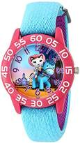 Disney Girl's 'Sheriff Callie' Quartz Plastic and Nylon Watch
