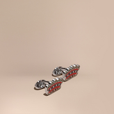 Burberry Crown Cufflinks