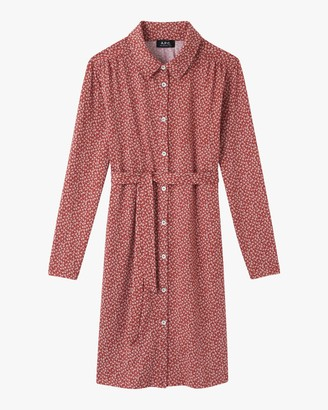 A.P.C. Daphne Shirt Dress