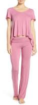 Betsey Johnson Short Sleeve Pajamas