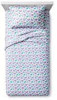 Circo Songbird Social Sheet Set - Purple - Pillowfort