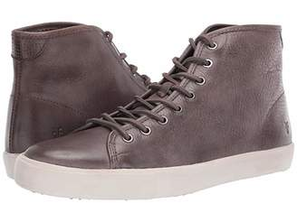 Frye Brett High (Slate Antique Tumbled Veg Tan) Men's Lace up casual Shoes