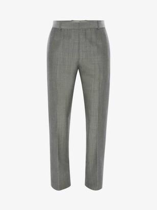 Alexander McQueen Mohair Pants