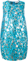 Gianluca Capannolo sleeveless dress - women - Cotton/Polyamide/Polyester/Polyimide - 46