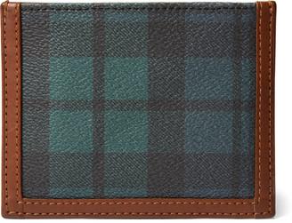Ralph Lauren Faux-Leather Card Case