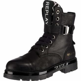 Replay Women's Corinna Biker Boots