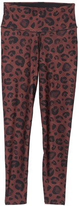 Arx Lab Alpha Leopard Print 7/8 Leggings