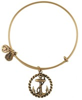 Alex and Ani Nautical Bangle