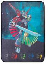 "Universal Voltron® Throw Blankets (46""x60"")"