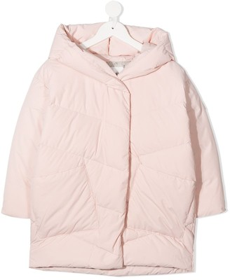 Bonpoint Quilted Down-Padded Coat