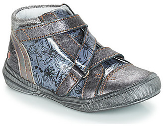 GBB RADEGONDE girls's Mid Boots in Grey