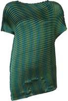 Issey Miyake pleated T-shirt