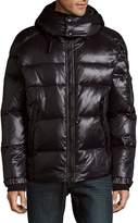 S13/Nyc S 13/NYC Men's Downhill Gloss Puffer Jacket