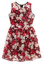 Aqua Girls' Floral Lace Dress, Big Kid - 100% Exclusive