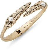 Rebecca Minkoff Feather Hinge Bracelet