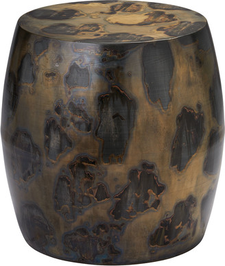 Jamie Young Atkins Acid Washed Side Table