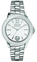 Versus By Versace Women's 'Abbey Road' Quartz Stainless Steel Casual Watch, Color:Silver-Toned (Model: SCC020016)