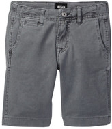 Hudson Pigment Dyed Twill Short (Toddler & Little Boys)