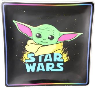 Disney Star Wars The Mandalorian The Child AKA Baby Yoda Portrait Trinket Tray