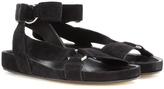 Isabel Marant Loatis suede sandals