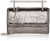M2Malletier Mini Fabricca Metallic Shoulder Bag