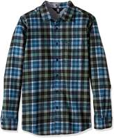 Volcom Men's Hayden Flannel Long Sleeve Shirt