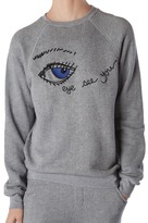 Rag Doll RAGDOLL Eye Lounge Sweatshirt