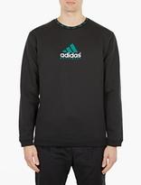 adidas Black Equipment Sweatshirt