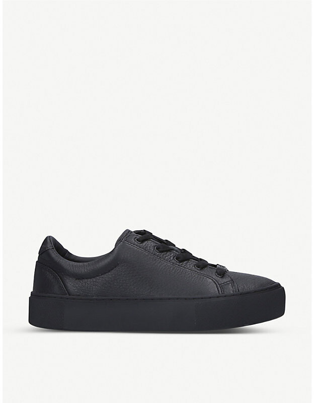 UGG Zilo low-top suede trainers