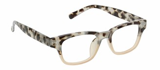 Peepers by PeeperSpecs Women's Layover Square Reading Glasses