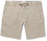 Hartford - Drawstring Linen Shorts