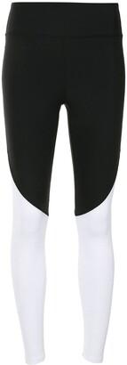 ALALA Wavy texture leggings